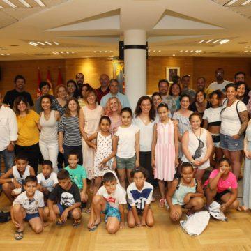 Getafe echará de menos este verano a los niños y niñas saharauis del proyecto 'Vacaciones en Paz' – Ayuntamiento de Getafe