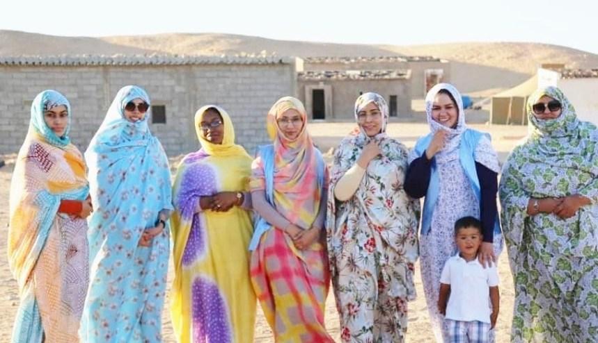 """""""La huella del bien"""" cuando la solidaridad nace en el refugio: Mujeres, jóvenes y saharauis"""