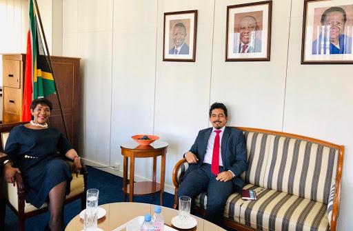 Sudáfrica reafirma su apoyo al derecho del pueblo saharaui a la autodeterminación y la independencia