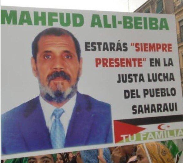 Consejo Nacional Saharaui recuerda a Mahfud Ali-Beiba en el décimo aniversario de su fallecimiento