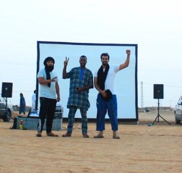 Verano 2020: cine infantil en los campamentos de refugiados saharauis