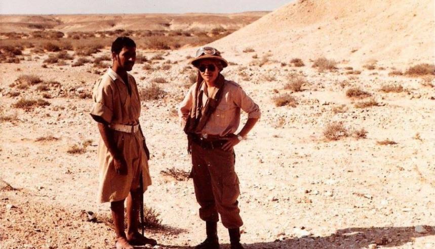 Luis Granell: 'Regreso al Sahara' o la historia de nuestras vergüenzas – Heraldo