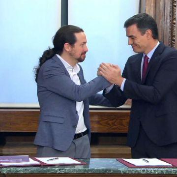 El Gobierno español PSOE-UP, el «más progresista de la historia», se considera desligado de toda responsabilidad de carácter internacional con relación a la administración del Sahara Occidental