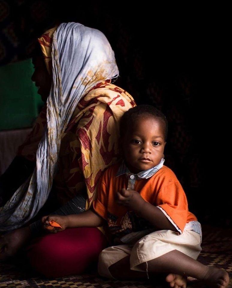 Vivencias de un niño Saharaui: MIRADAS de Benda Lehbib