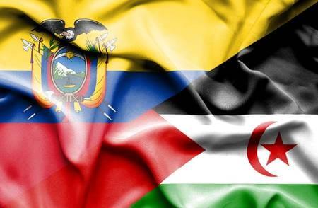Presidente de la RASD, Brahim Ghali, saluda a Presidente del Ecuador, Lenin Moreno Garcés, por 211° aniversario Primer Grito de Independencia | Sahara Press Service