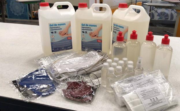 Recogen material sanitario en Vitoria para enviar a los campamentos de refugiados saharauis | El Correo