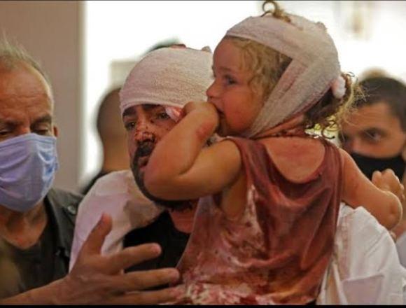 Los Defensores Saharauis de los Derechos Humanos, CODESA, declaran su solidaridad con el hermano pueblo libanés por el incidente del puerto de Beirut | Sahara Press Service (V.O.)