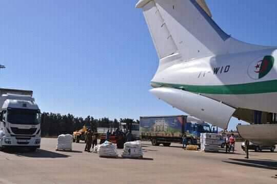 Covid-19: Ayuda humanitaria al pueblo saharaui | Servicio de Prensa del Sahara