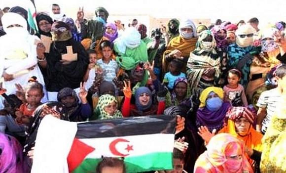 Le président du Croissant-Rouge appelle à accélérer l'acheminement des aides humanitaires aux réfugiés sahraouis | Sahara Press Service