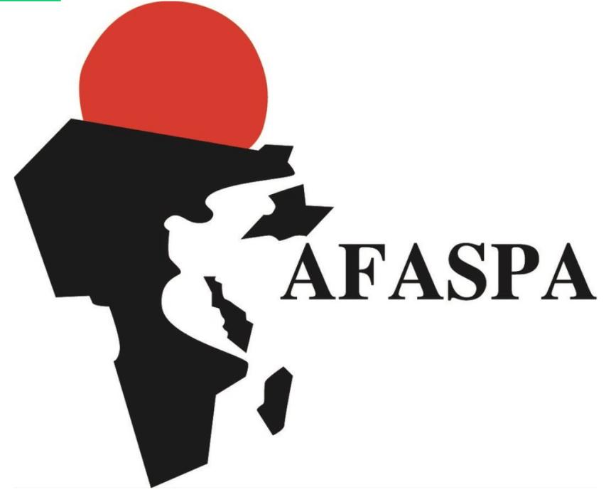 Ali BRAHIM MOHAMED®️🇪🇭 عالي إبراهيم محمد @RoubiouAli · l'AFASPA critique l'installation du siège du Réseau #Afrique des maisons de la #francophonie dans la ville de #Dakhla située dans la partie occupée du #Sahara_occidental.