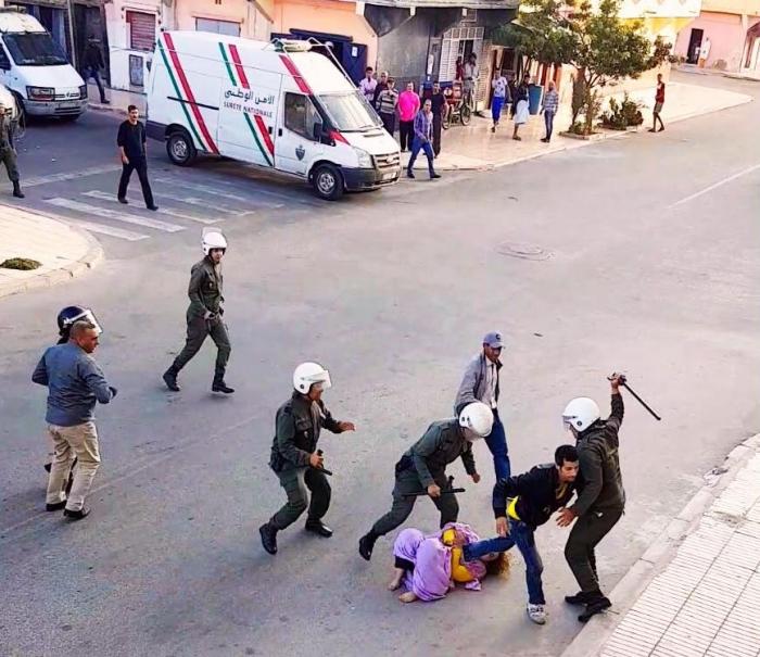 Mecanismo de defensa de los derechos humanos para el Sáhara Occidental | Servicio de Prensa del Sahara