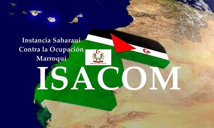 """Constitución del movimiento saharaui denominado """"Instancia Saharaui Contra la Ocupación Marroquí"""" (ISACOM)"""