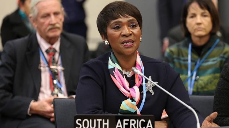 Sudáfrica pide fortalecer la solidaridad internacional con el pueblo saharaui y apoyar su lucha por la libertad y la independencia