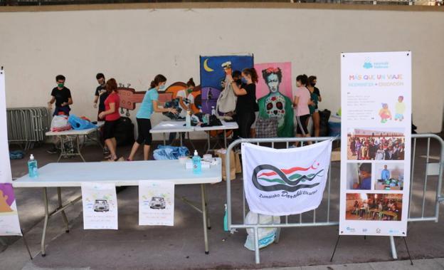 Darahli enviará 37 maletas con material a los campamentos de refugiados saharauis | El Diario Vasco