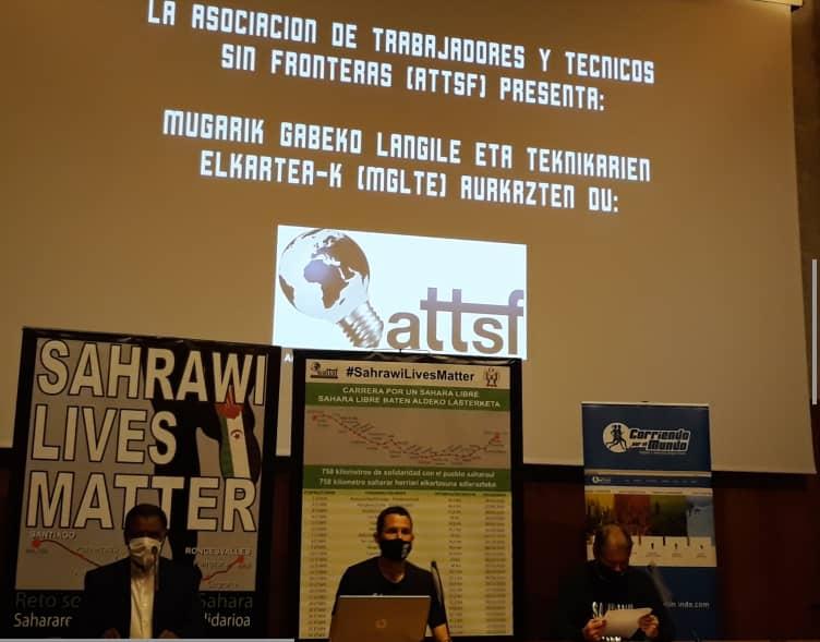 Saharawi Lives Matter: Campaña de solidaridad con el pueblo saharaui lanzada desde Navarra | Sahara Press Service | #SahrawiLivesMatter