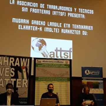 Saharawi Lives Matter: Campaña de solidaridad con el pueblo saharaui lanzada desde Navarra   Sahara Press Service   #SahrawiLivesMatter