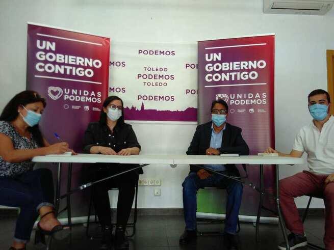 Renuevan desde Castilla la Mancha firma apoyo político y humanitaria al pueblo saharaui   Sahara Press Service