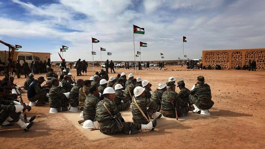 ¿Nueva guerra del Sahara? Una catástrofe geopolítica | elminuto