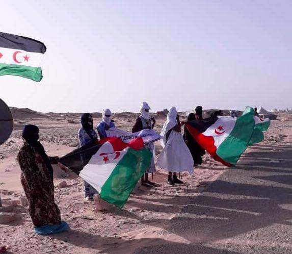 CODESA expresa su absoluta solidaridad con los ciudadanos saharauis atrincherados pacíficamente en la zona fronteriza de Guerguerat | Sahara Press Service