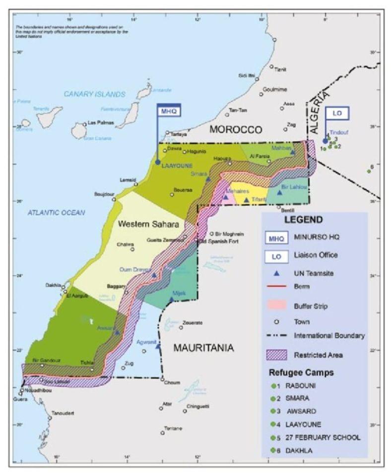 ¡ÚLTIMAS noticias – Sahara Occidental! |  7 de octubre de 2020