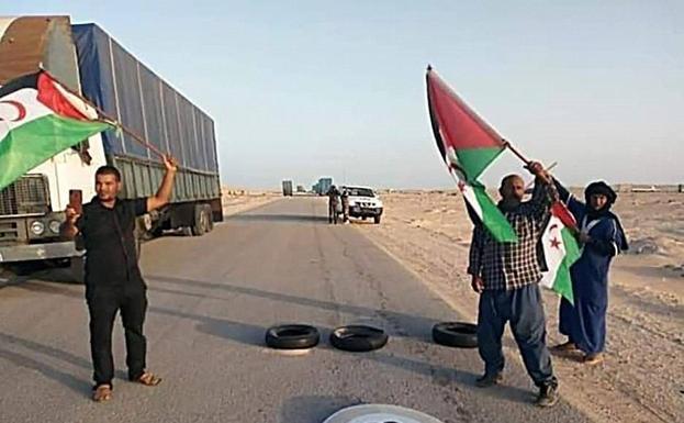 Castilla y León: IU apoya las protestas de los ciudadanos saharauis en el Guergerat| Leonoticias