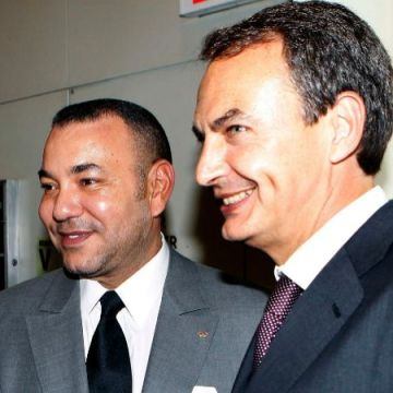 Zapatero, defensor a ultranza del ocupante marroquí del Sáhara Occidental, supera a Felipe González, se inmiscuye en los asuntos internos saharauis y apadrina a «la contra fantasma» del Frente Polisario
