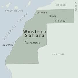 «Centers for Disease Control and Prevention» de EE.UU trata al Sáhara Occidental como un territorio separado confirmando así que no reconoce la soberanía marroqui sobre el territorio.