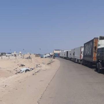 El cierre de la brecha ilegal en Guerguerat provoca a Marruecos pérdidas millonarias