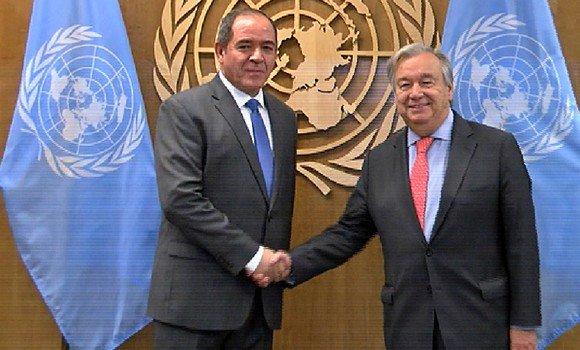 Ministro argelino Boukadoum pide a NNUU la culminación de las demandas del pueblo saharaui | El Portal Diplomático