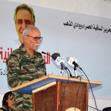 El presidente de la RASD: no se puede aceptar que la MINURSO se convierta en una herramienta de protección de la ocupación marroquí | El Portal Diplomático