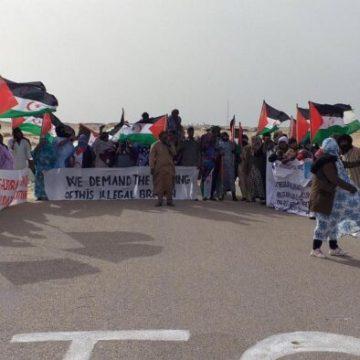Situación en Gargarat: el Comité Civil llama la atención de la MINURSO sobre los movimientos militares del ocupante marroquí cerca del muro   El Portal Diplomático