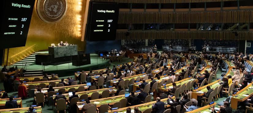 Aplastante apoyo internacional al Sáhara Occidental en la inauguración de la 75ª Sesión de la Asamblea General de la ONU (prensa) | Sahara Press Service