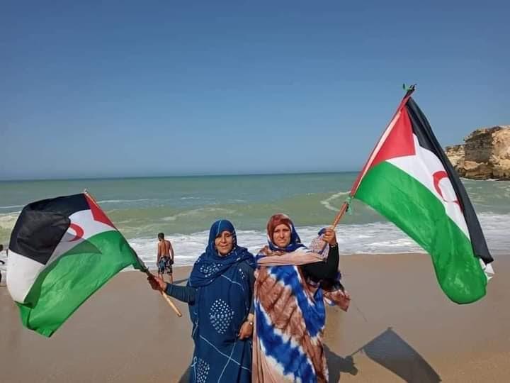 Día 15 de protestas en Guerguerat: Los manifestantes desafían a Marruecos y se desplazan a las costas del Sáhara