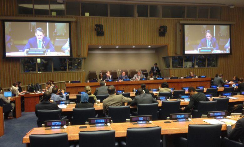 La Cuarta Comisión de Descolonización de la ONU adopta una resolución que reafirma la responsabilidad de las Naciones Unidas hacia el pueblo del Sáhara Occidental