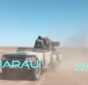Fuerzas saharauis lanzan nuevos ataques contra bases militares marroquíes en el Sáhara Occidental