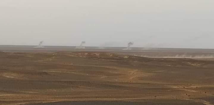 BALANCE | 11 días de Guerra del Sáhara Occidental. Continúa la lucha sin tregua.