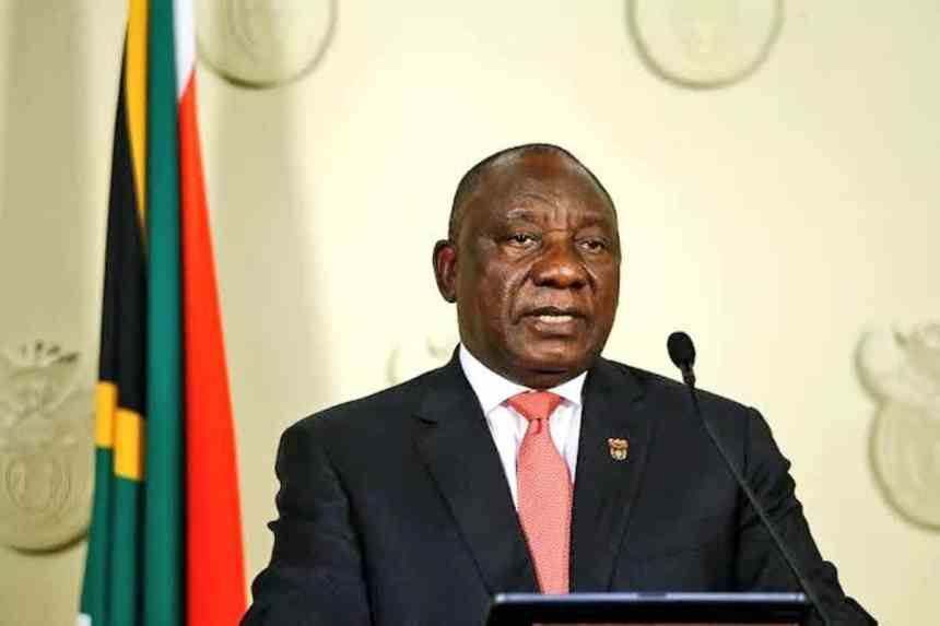 Sudáfrica envía una carta al Consejo de Seguridad instando a celebrar a celebrar un referéndum en el Sáhara Occidental