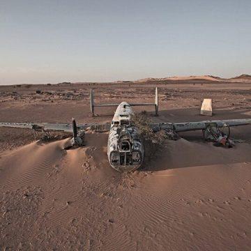 El Centro de Evaluación de Accidentes Aéreos recomienda evitar sobrevolar el espacio aéreo del Sáhara Occidental