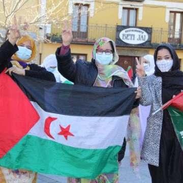 Concentración este sábado por la libertad del pueblo saharaui, en Aoiz (Navarra) – Pamplona Actual