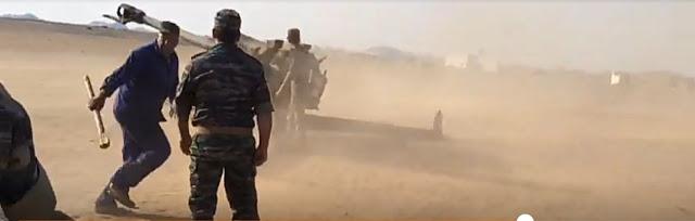 GUERRA EN EL SAHARA   Parte de guerra Nº 11