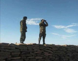El Ejército saharaui ha penetrado en la zona sur del muro marroquí