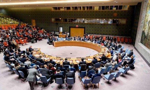 El Consejo de Seguridad admite como documento oficial la declaración del Presidente de la UA sobre El Garguerat   Sahara Press Service