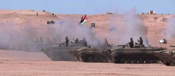 Parte de Guerra Nº 15: El ELPS continúa sus intensos ataques contra los atrincheramientos enemigos por decimoquinto día consecutivo | Sahara Press Service