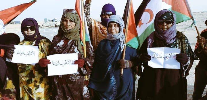 FANDAS-Sahara traslada su incondicional apoyo a las protestas de Guerguerat y exige a la ONU el inmediato cierre de la brecha ilegal | Sahara Press Service