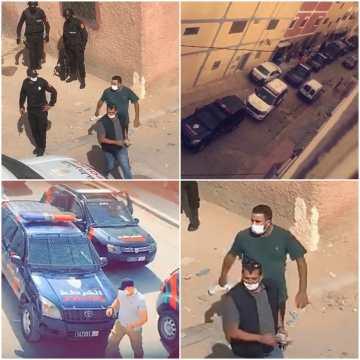 ZZ.OO: Las fuerzas de ocupación marroquíes continúan con su campaña de detenciones arbitrarias y allanamientos de viviendas saharauis | Sahara Press Service