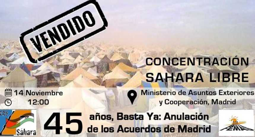 El Sahara Occidental, asediado por la falta de soluciones | UGT