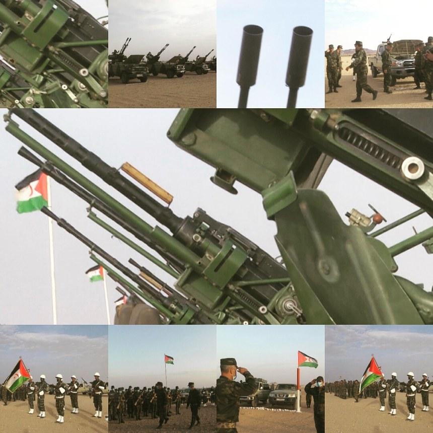 El Estado Mayor del Ejército saharaui declara estado de alerta en todos los aspectos militares y pide el servicio militar obligatorio y la vigilancia – SPS
