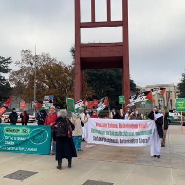 Suiza: Movimiento de Solidaridad Suizo renueva apoyo a la lucha del pueblo saharaui | Sahara Press Service