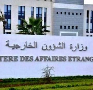 L'Algérie prend acte de la résolution 2548 du Conseil de sécurité | Sahara Press Service