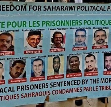 L'ACAT France appelle à libération des détenus sahraouis du groupe Gdeim Izik | Sahara Press Service